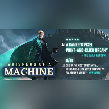 Whispers of a Machine klucz Steam