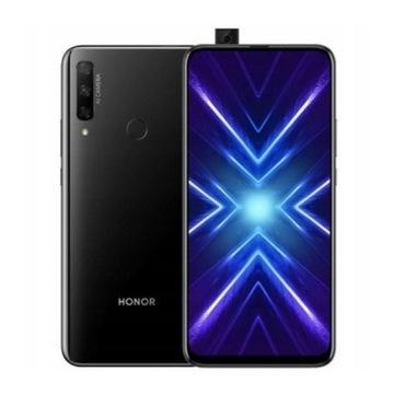 Smartfon Honor 9X 4/128 GB czarny Gwarancja Nowy