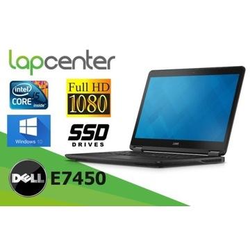JAK NOWY DELL LATITUDE E7450 i5 8GB 240 SSD GW/FV!