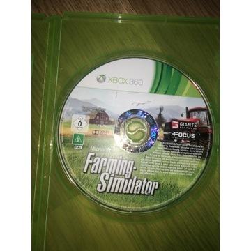 Farming simulator xbox 360