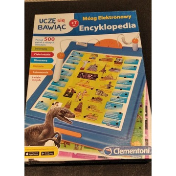 Uczę się bawiąc - Encyklopedia Cementowni