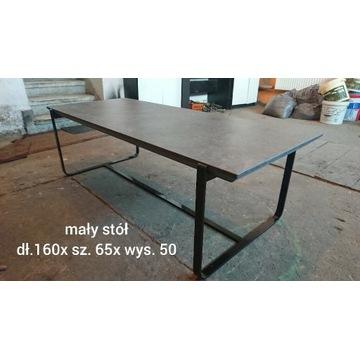 Nowoczesne ławy / stoły sklepowe LOFT