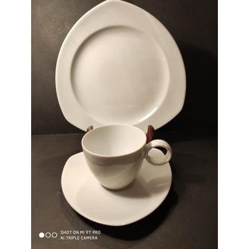 Przepiękny biały zestaw. Rosenthal Group 4 zestawy