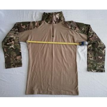 Męska bluza taktyczna piaskowa-moro, r. L