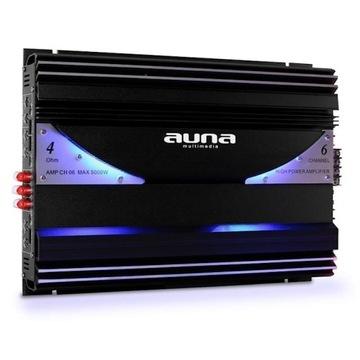 auna AMP-CH06 Wzmacniacz samochodowy
