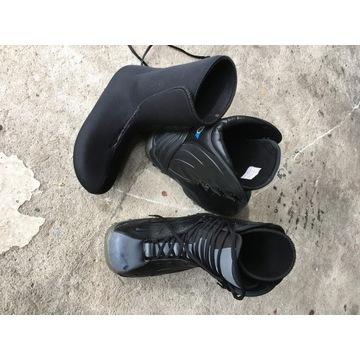Buty snowboardowe - mało używane