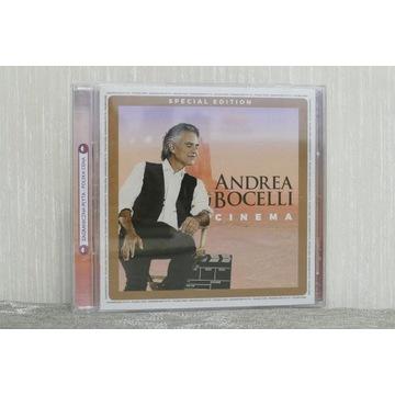 ANDREA BOCELLI CINEMA CD PLUS DVD
