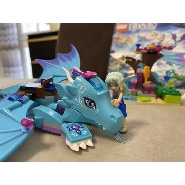 Lego Elves 41172 Przygody smoka wody