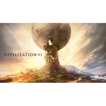 CIV6 + Kupon 40 zł + 12 gier   Konto Epic