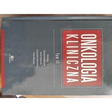 Onkologia Kliniczna M. Krzakowski Tom III