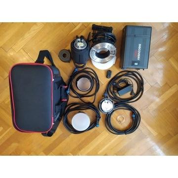 JINBEI DISCOVERY II 1200 Głow. Pro RING Canon RT