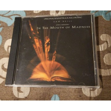 John Carpenter In the mouth of madness OST CD