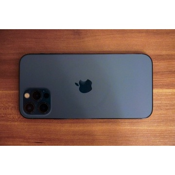 iPhone 12 Pro 128GB Pacific Blue, FV