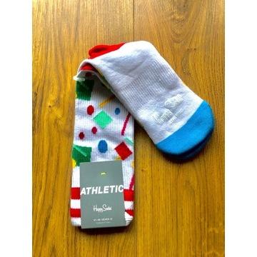 Skarpetki Happy Socks specjalnej serii Athletic