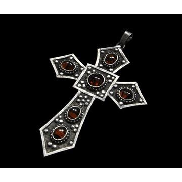 Krzyż na szyję