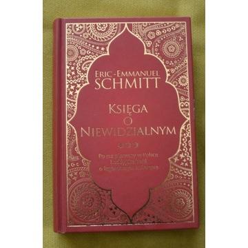 Eric-Emmanuel Schmitt Księga o niewidzialnym