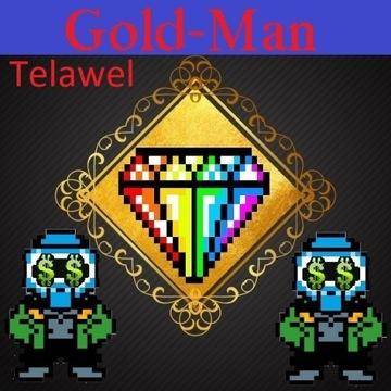 Margonem złoto Telawel 8m PayPal PSC BLIK, Przelew