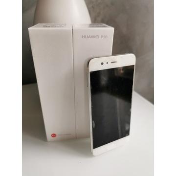 SREBRNY ALE SKROMNY HUAWEI P10 ROM: 64GB RAM: 4GB