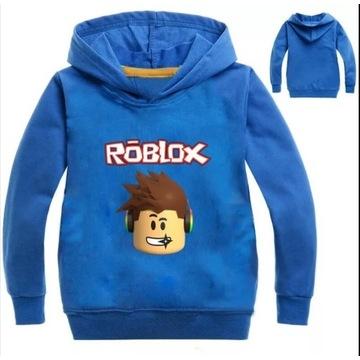 Bluzy Roblox 4 kolory