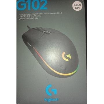 Mysz do gier Logitech G102