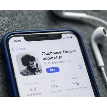 Zaproszenie do Clubhouse Apple IOS dla Ciebie