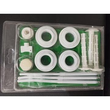 Zestaw podłączeniowy do grzejników aluminiowych