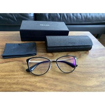 Oprawki korekcyjne okulary PRADA