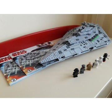 Destroyer - klon wersji Lego Star Wars 75190