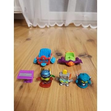 Super Zings 5 KID FURY + gratisy