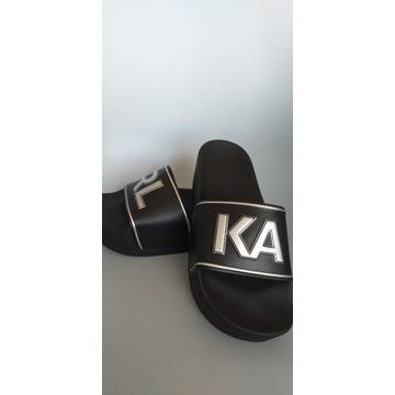 Kondo maxi platform slide klapki Karl Lagerfeld 38