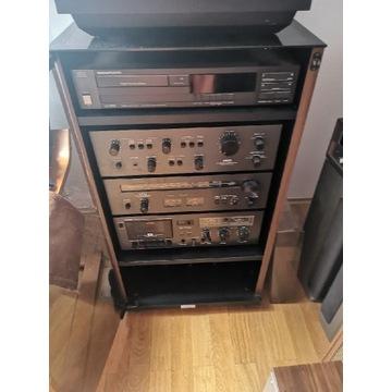 Grundig Cd7550 Dual 621 AKAI AM/AT2400, GXC-725d