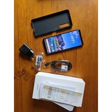 Smartfon Sony XPERIA 1ii 8 GB / 256 GB czarny
