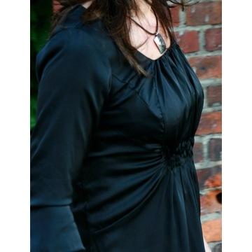 Sukienka ciążowa piękna, na imprezę mamalicious M