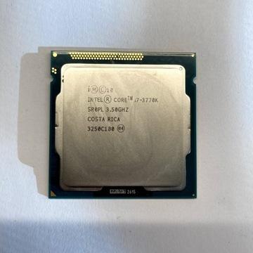 Procesor i7-3770k 3,9Ghz