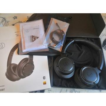 Słuchawki bluetooth Audio Technica ATH-SR50BT