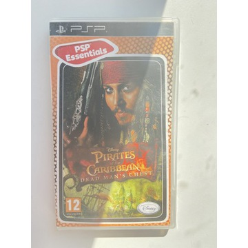 Pirates od the Caribbean The Man's chest
