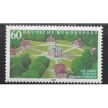 RFN pałac myśliwski Clemenswerth