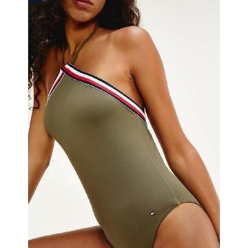 Tommy hilfiger rozmiar L kostium kąpielowy
