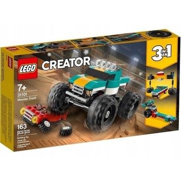 Lego Creator Monster Truck 31101