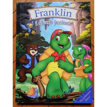 Franklin i skarb jeziora (w twardej oprawie)