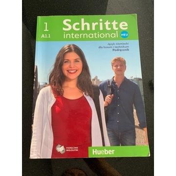 Schritte international Neu 1 Podręcznik