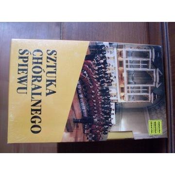 Sztuka chóralnego śpiewu 2 kasety VHS