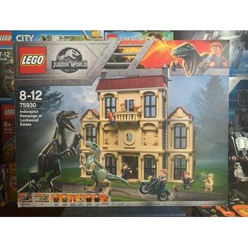 Lego Jurassic World 75930