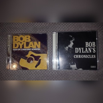 Bob Dylan-Chronicles; ManyofConstant Sorrows-2CD