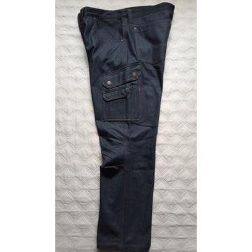 Spodnie techniczne Dunderdon Snickers P60 roz C58