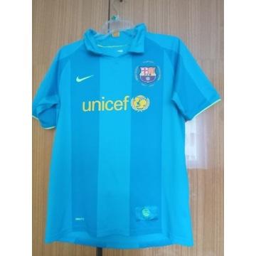 Koszulka UNICEF Camp Nou 1957-2007 Orginalna