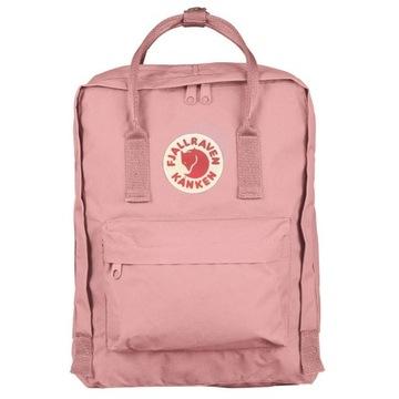 Kanken plecak 16 litrowy Pudrowy Róż