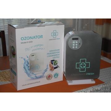 OZONATOR ASSISTANCE FRESH S500