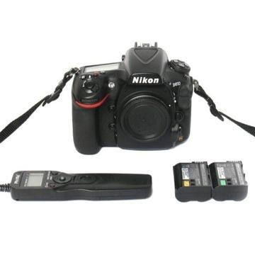 Nikon D810 BDB +gratis