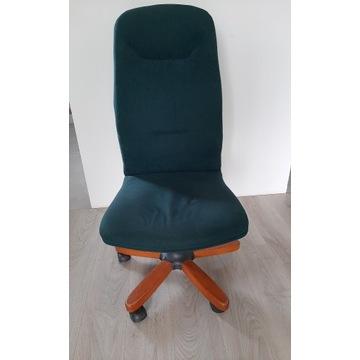 Fotel biurowy obrotowy ergonomiczny krzesło